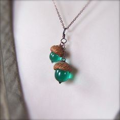 """THIS IS THE MOST amazing gift I'm giving myself :) My mothers jewelry   """"Large streams from little fountains flow, Tall oaks from little acorns grow."""""""