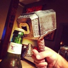 By The Mighty Hammer Of Thor! WANTS!