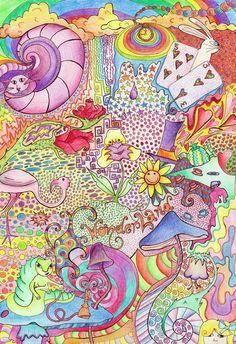 Wonderland by ~Faeriegem on deviantART
