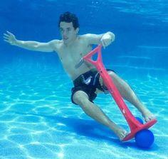 Underwater Pogo Stick - OpulentItems.com