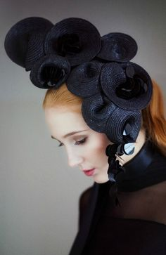 Maggie Mowbray Millinery - A/W 2013.