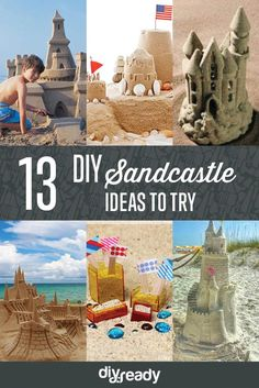 how to build an awesome sand castle with your kids sands your family and castles