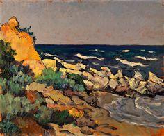 Ion Theodorescu Sion - La malul mării