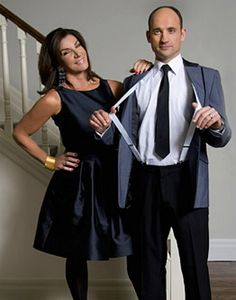 "Love It Or List It.  Hilary Farr and David Visentin have the best chemistry together.  Did you know that Hilary was cast as Betty Munroe in ""The Rocky Horror Picture Show""?  Absolutely love her!"