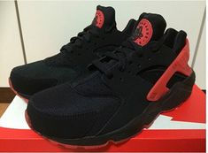 finest selection 6fb3e f92bf Factory Authentic Nike Air Huarache For Sale Discount Nike Air Huarache  Love Hate Pack Athracite Black Red