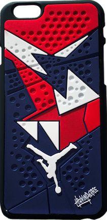 "Jordan Retro ""Olympic"" 7 Phone Case"