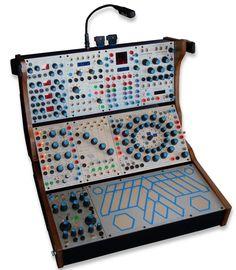 Music Gear / modular synthesizer (digital/analog hybrid)