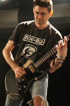 Steve Albini, the God of Sound Engineers.