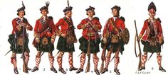 The Black watch 1739  #Scottish
