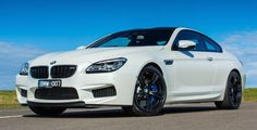 2015 BMW M6 pricing and specifications