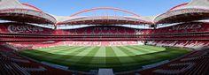 Estádio da Luz, Benfica, Lisbonne.