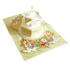 Anna Griffin® Perfect Pop-Up Cake Card Making Kit - 9421763 | HSN