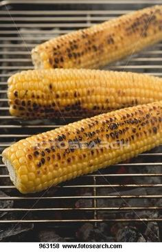 Our friend...Mark's Grilled Corn-on-the-Cob.  Clean corn.  Place in a large Zip bag. Add in: Chili powder..about ½ Tbl. per ear.  Garlic powder to your taste.  Lemon juice...½ Lemon per 2 ears.  White wine/Beer/Water...just enough to get everything moist/wet!  Salt & Pepper to taste.    Seal the bag and mix it up. Let sit in bag for at least 30 minutes.    Put on VERY hot grill, and turn every 2 minutes, or so, until done.  You'll start to see nice carmelization/charring on the sides. Enjoy!