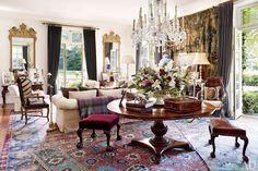 Deci-Delà - ralph-lauren-designs: Ralph Lauren's home in...