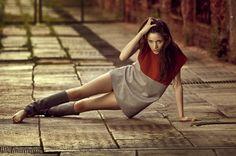 #niezchinzpasji Sukienka Minimalistyczna w JULIAZAR by Julia Zaremba Boutique na DaWanda.com