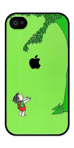 The Giving Tree iPhone Case