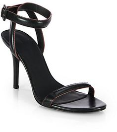 Alexander+Wang+Antonia+Leather+Ankle-Strap+Sandals+on+shopstyle.com