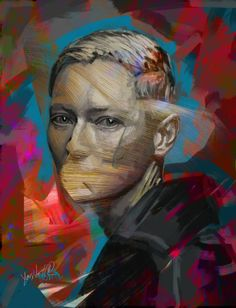 "Saatchi Art Artist yossi kotler; Painting, ""beyond silence"" #art"