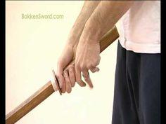 Aikido Bokken For Beginners - YouTube
