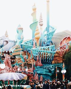 "2,016 Likes, 26 Comments - E V E T A Y L O R (@evetaylorr) on Instagram: ""My heart was overwhelmed yesterday when I saw Mermaid Lagoon. All of my 5 Year Old Eve (Little…"""