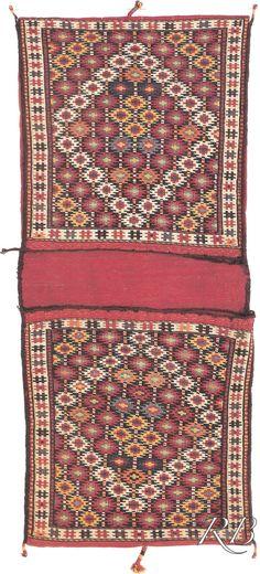 Kurdish Iran-Persia ca.1930 57x129
