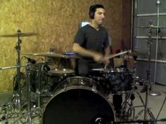 P.O.D. On Fire Drum Cover (I love the drums & watching others play) Correction: I love playing the drums and watching others play. There, that makes way better sense.