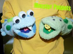 Monster Theme Birthday Party | So Festive!: Monster Bash Birthday Party