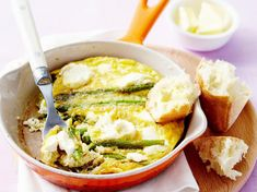 Frittata, Omelet, Recipe Images, Fresh Rolls, Lunches, Ricotta, Feta, Side Dishes, Brunch