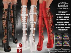 https://marketplace.secondlife.com/p/MESH-Reese-Slink-Boots-High-Feet-Hud-Driven-FEET-NOT-INCLUDED/6988367