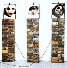 "Christian Boltanski - ""Monumento"" - 1990"