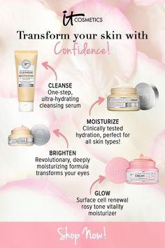 #BackHairRemoval It Cosmetics, Diy Beauty, Beauty Hacks, Beauty Tips, Confidence In A Cream, Weight Loss Wraps, Weight Lifting, Uses For Vicks, Vicks Vaporub Uses