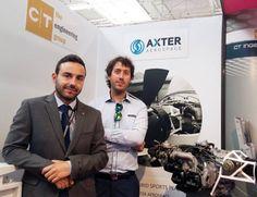 La 'startup' Axter Aerospace crea la primera avioneta híbrida del mundo - Valencia Plaza
