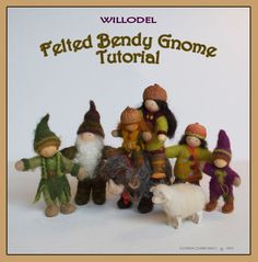 Best Bendy doll tutorial I have seen! http://willodel.blogspot.ca/p/making.html