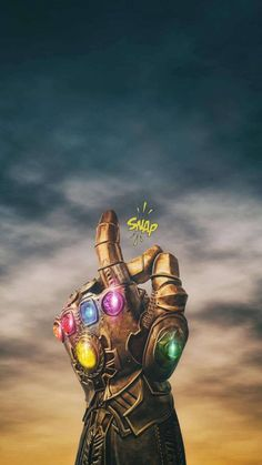 infinity gauntlet  wallpaper by Stimberlayn - 8a - Free on ZEDGE™
