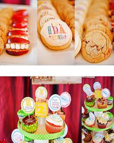 Inspired treats #cookies