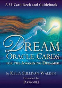 Dream Oracle Cards: A 53-Card Deck and Guidebook: Kelly Sullivan Walden: 9781401942571: Amazon.com: Books