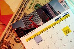 My Regina Calendar Shot