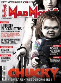 Mad Movies N°266, septembre 2013. LES FILMS : Curse of Chucky (preview), Pacific Rim, L'Aube rouge, Percy Jackson, la mer des monstres, American Nightmare, Wolverine, le combat de l'immortel, Elysium, Magic Magic, R.I.P.D. Brigade fantôme, Kick-Ass 2, Le Dernier pub avant la fin du monde (cinéphage) FESTIVAL : NIFFF (juillet) 2013, Fantasia 2013 HOMMAGE: Karen Black (1939-2013), Richard Matheson (1926-2013) INTERVIEW CARRIÈRE : Tim Noonan