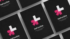 The HeForShe solidarity movement identity by DIA, a branding and creative production studio led by award winning creative director Mitch Paone.