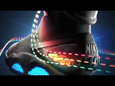 Back to the Future shoes! Nike's selling them and proceeds go to the Michael J Fox Parkinson's charity!