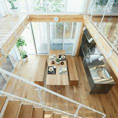 Curving Japanese House on Pinterest