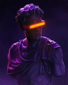Cyberpunk Aesthetic, Arte Cyberpunk, Pop Art, Gravure Illustration, Vaporwave Wallpaper, Vaporwave Art, Neon Wallpaper, Retro Waves, Glitch Art