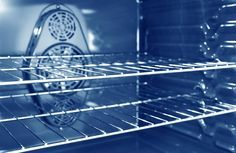 What is the Difference Between Convection Bake and Regular Bake? Convection ovens circulate heat differently than regular bake ovens. Stove Top Burners, Gas Stove Top, Grill Rack, Oven Racks, Convection Oven Cooking, Chicken Broth Can, Appliance Repair, Diy Cleaners, Fun Cooking