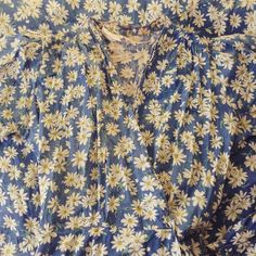 """From my private collection- #vintage #cotton #floral #dress #circa1950s #fashionista #textile"""