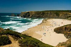 Praia do Odeceixe-Mar - http://praiaportugal.com/praia-do-odeceixe-mar/