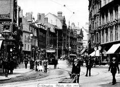 Wheeler Gate, Nottingham, 1902.
