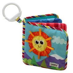 At-A-Glance Features The first toys are all about discovery with the Lamaze Discovery Book. Quick glance features: The Lamaze Infant Development System introduces a comprehensive collection of develop