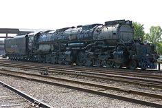 Class 4-8-8-4s Union Pacific Railroads Big Boy #4012 photo - Fran ...