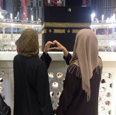 me and my bff in sha Allah