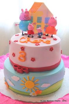 Peppa Pig Birthday Party Ideas | Photo 4 of 32 | Catch My Party